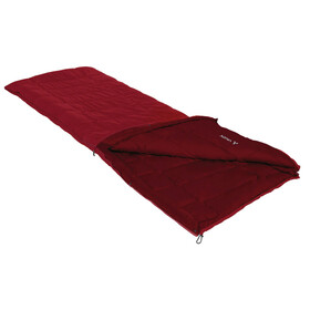 VAUDE Navajo 500 Syn S Sleeping Bag dark indian red